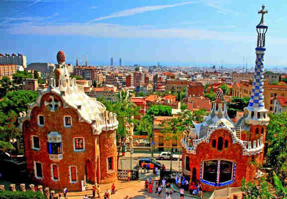 Słoneczna Hiszpania