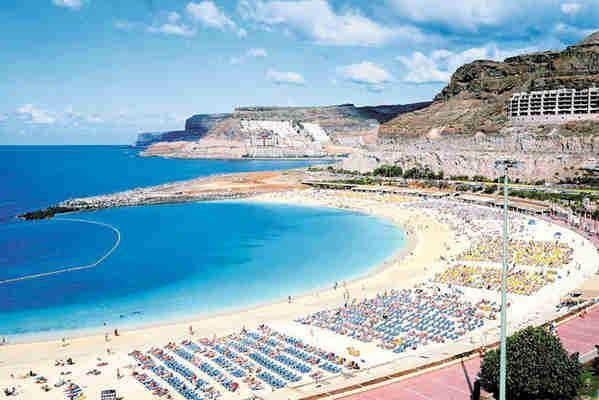 Urlop na Gran Canaria