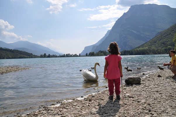 Wakacje nad jeziorem
